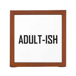 Organiseur De Bureau Adultish drôle