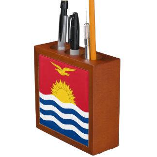 Organiseur De Bureau Drapeau du Kiribati
