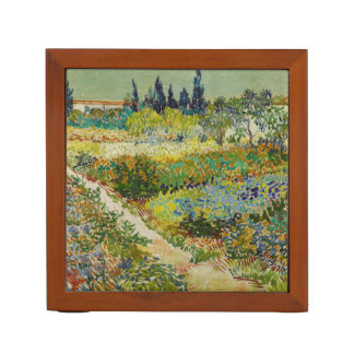 Organiseur De Bureau Jardin de Van Gogh chez Arles