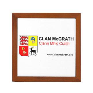 Organiseur De Bureau Organisateur de bureau de McGrath de clan
