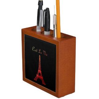 Organiseur De Bureau Paris : Visite Eiffel de La
