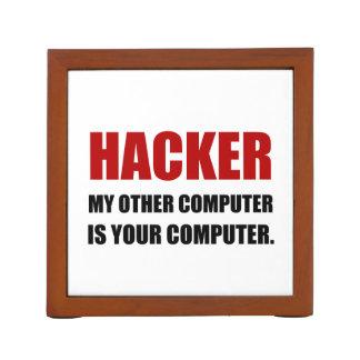 Organiseur De Bureau Pirate informatique l'autre votre ordinateur