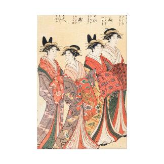 Oribae senzan d'itotaki de misayama de Mitsuhata Toiles