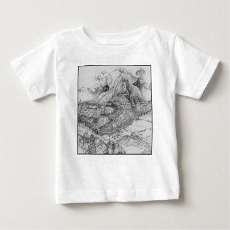Original de l'Un-PUISSANT-ARBRe-Page 52 T-shirt Pour Bébé