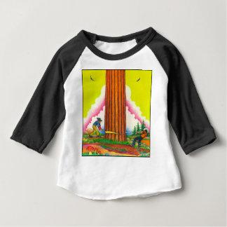 Original de l'Un-PUISSANT-ARBRe-Page 8 T-shirt Pour Bébé