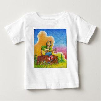 Original du _MIGHTY-TREE-Page 58 T-shirt Pour Bébé