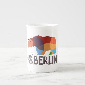 Originaux 008 de Berlin d'ours d'ours d'ours Mug En Porcelaine