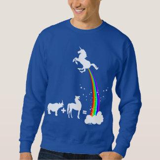 Origine de licorne sweatshirt