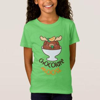 Orignaux mignons de chocolat T-Shirt