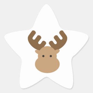 Orignaux Sticker Étoile