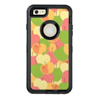 Ornement avec des pommes coque OtterBox iPhone 6 et 6s plus