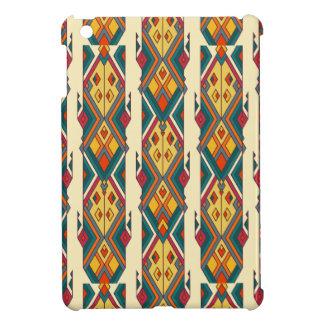 Ornement aztèque tribal ethnique vintage coque iPad mini