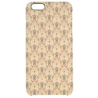 Ornement aztèque tribal ethnique vintage coque iPhone 6 plus