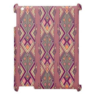 Ornement aztèque tribal ethnique vintage coques iPad