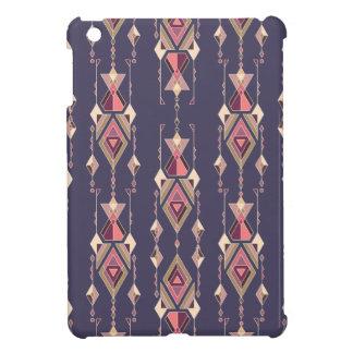 Ornement aztèque tribal ethnique vintage coques iPad mini