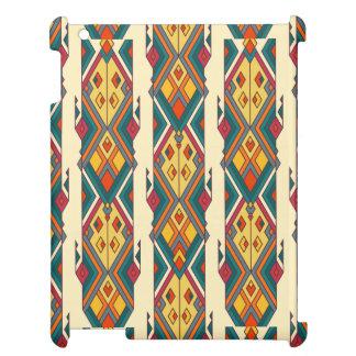 Ornement aztèque tribal ethnique vintage coques pour iPad