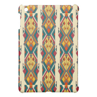 Ornement aztèque tribal ethnique vintage coques pour iPad mini