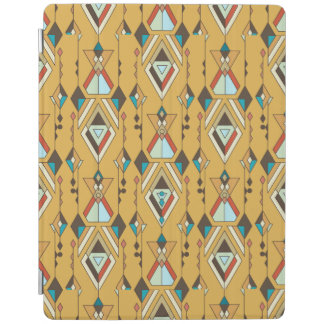 Ornement aztèque tribal ethnique vintage protection iPad