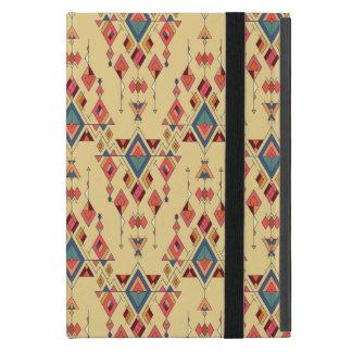 Ornement aztèque tribal ethnique vintage protection iPad mini