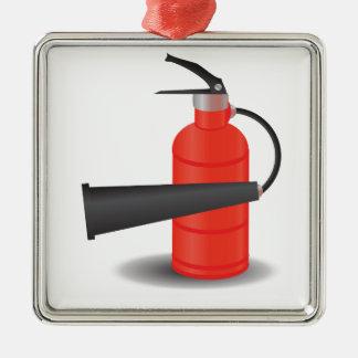 Ornement Carré Argenté 90Fire Extinguisher_rasterized