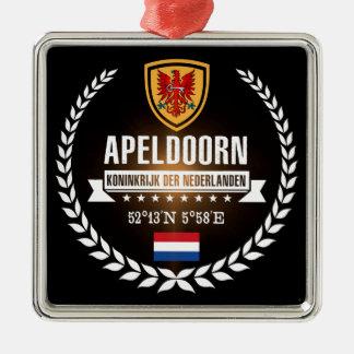 Ornement Carré Argenté Apeldoorn