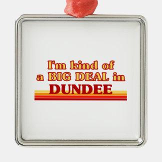 Ornement Carré Argenté Genre d'I´m d'affaire à Dundee