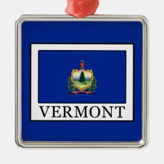 Ornement Carré Argenté Le Vermont