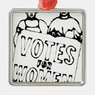 Ornement Carré Argenté votes2
