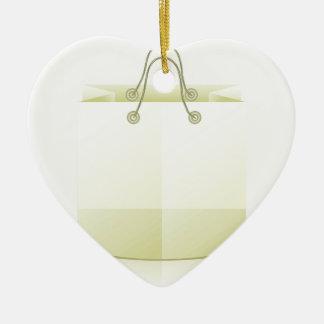 Ornement Cœur En Céramique 82Paper Bag_rasterized de achat