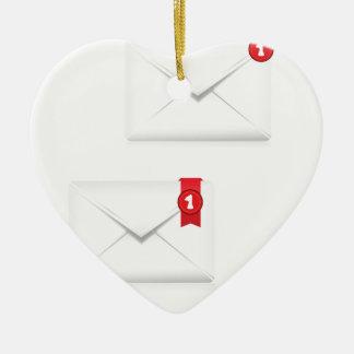 Ornement Cœur En Céramique 91Mailbox Icon_rasterized vigilant