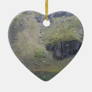 Ornement Cœur En Céramique Balea lac