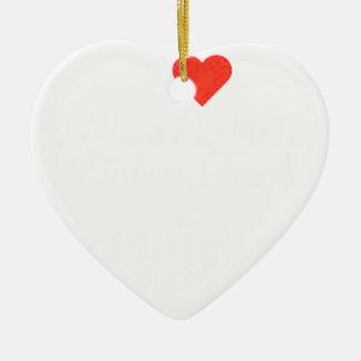 Ornement Cœur En Céramique bottes de cowboy du coeur i W