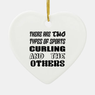 Ornement Cœur En Céramique Il y a deux types du bordage et de d'autres de