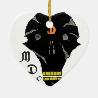 Ornement Cœur En Céramique TDM 3D.png