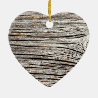 Ornement Cœur En Céramique Valentines naturels de coeur