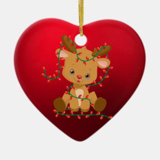 Ornement Cœur En Céramique Vous êtes le cadeau le plus précieux