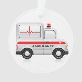 Ornement d'ambulance