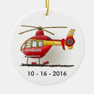 Ornement d'ambulance aérienne d'ambulance