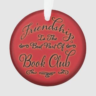Ornement d'amitié de groupe de club de