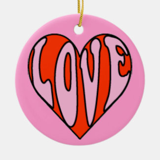 Ornement d'amour