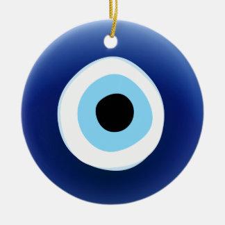 Ornement d'amulette d'oeil mauvais