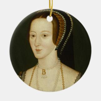 Ornement d'Anne Boleyn et de Henry VIII