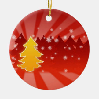 Ornement d'arbre de Noël