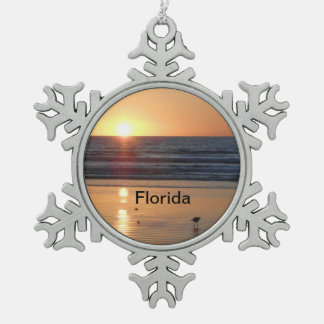 Ornement d'arbre de Noël de la Floride