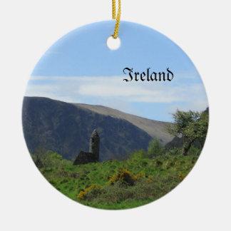 Ornement d'arbre de Noël de l'Irlande