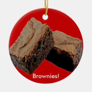"""Ornement de """"brownie"""""""