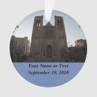 Ornement de cathédrale de grâce de San Francisco