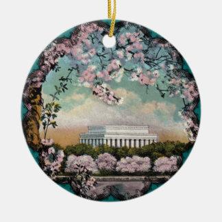 Ornement de fleurs de cerisier