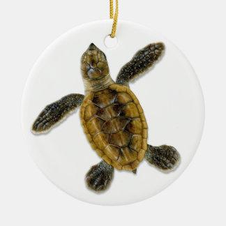 Ornement de Hatchling de tortue de mer de