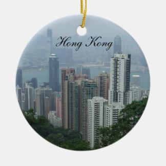 Ornement de Hong Kong